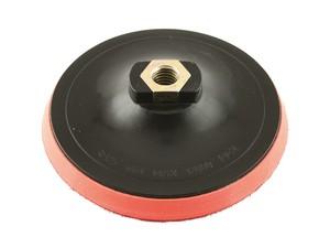 Тарелка опорная (125 мм; М14) для круга на липучке Sigma + шпиндель