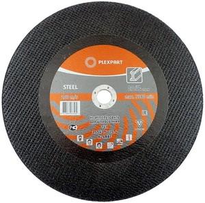 Диск по металлу для бензореза 350х3,5х25,4 мм FOR RAIL