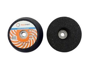 Чашка конусная шлифовальная по металлу P60 (100х50 мм, М14) Stroker A «PLEXPART»