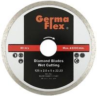 Диск отрезной алмазный полный 180х22,2 мм W