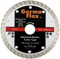 Диск отрезной алмазный турбо 180х22,2 мм Т