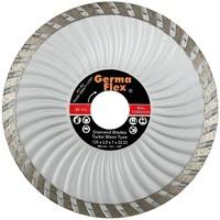 Диск отрезной алмазный турбо волна 125х22,2 мм TW резка сухая