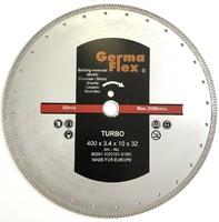 Диск алмазный турбо мелкий зуб 400х10х32 мм TMZ