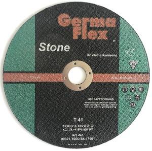 Круг отрезной по камню 180х3,0х22,2 мм C24R T43 «GermaFlex»
