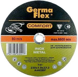 Круг (диск) отрезной по нержавеющей стали 115 мм (115х1,0х22,2) INOX Comfort