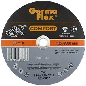 Круг (диск) отрезной по металлу 125 мм (125х2,5х22,2) METAL Comfort