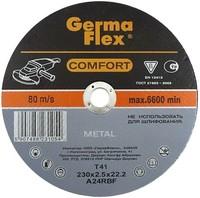 Круг (диск) отрезной по металлу 150 мм (150х2,5х22,2) METAL Comfort
