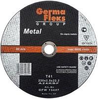 Круг (диск) отрезной по металлу 150 мм (150х2,5х22,2) «GermaFleks Group»