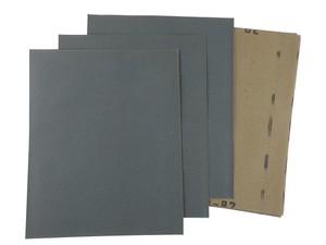 Лист шлифовальный 230х280 мм Челябинск 0,8 серый