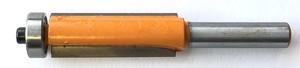 Фреза кромочная прямая с подшипником 14х38х8 мм