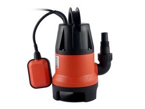 Насос для грязной воды GF2501B «GERMAFLEX» 1600Вт с поплавком (пластиковый)