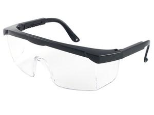 Очки защитные пластиковые с регулируемыми дужками (GB-014)