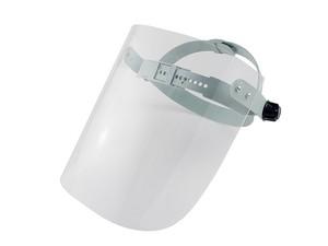 Щиток защитный для лица 280х230, пластиковый