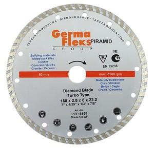 Диск алмазный турбо 300х32-25,4 мм Т
