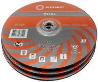 Круг зачистной по металлу 125х6,0х22,2 METAL «PLEXPART»