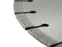 Диск алмазный сегмент 500х32 мм Family (лазерная пайка)