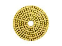 Круг черепашка 100 мм №400 алмазный гибкий шлифовальный
