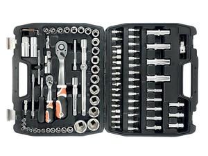 Набор инструмента 94 предмета (PROFI) «GERMAFLEX»