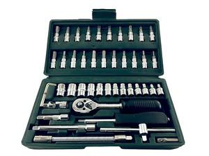 Набор инструмента 46 предметов «GERMAFLEX»
