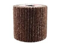 Валик шлифовальный комбинированный 100х100х19 мм скотч брайт