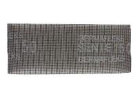 Сетка шлифовальная 105х270 мм Р40 карбид кремния черный NET С
