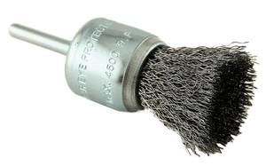 Щетка-кисть с гофрированной проволокой PB-24 D