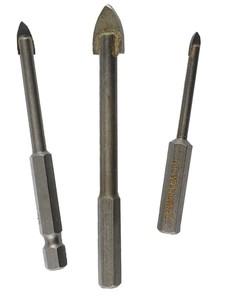 Сверло по стеклу и керамике 12х90 мм