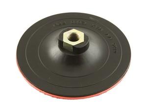 Тарелка опорная (125 мм; М14) для круга на липучке Beta + шпиндель